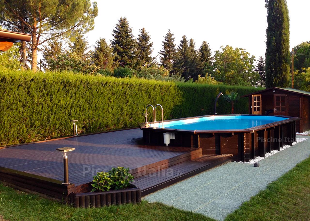 Le migliori foto dei clienti di piscine for Piscina jardin 727