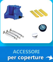 PiscineItalia - Accessori per coperture invernali per Piscine interrate