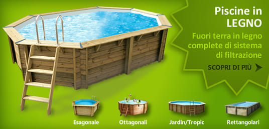 Piscine italia vendita piscine fuori terra e interrate piscine in legno e accessori per piscina - Accessori per piscine interrate ...
