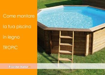 Guide al montaggio di piscine for Piscina jardin 727
