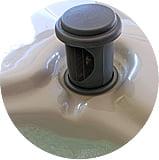 Casse acustiche vasca idromassaggio