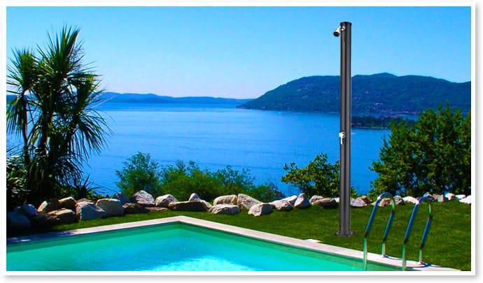 Piscineitalia doccia solare 20l - Doccia solare per piscina ...