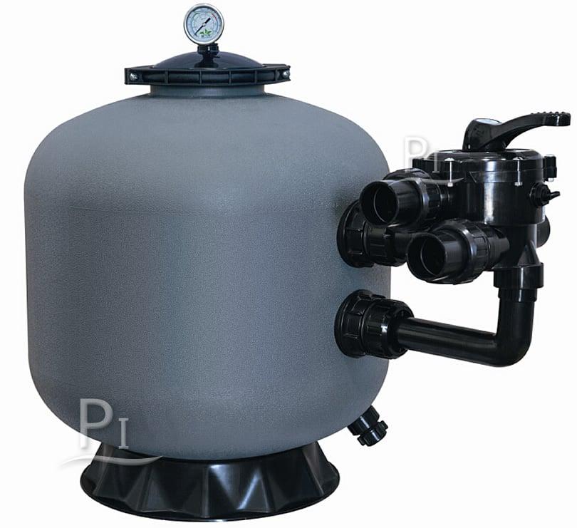 Piscineitalia filtro a sabbia per piscina adriatico side 500 - Filtri per piscine ...