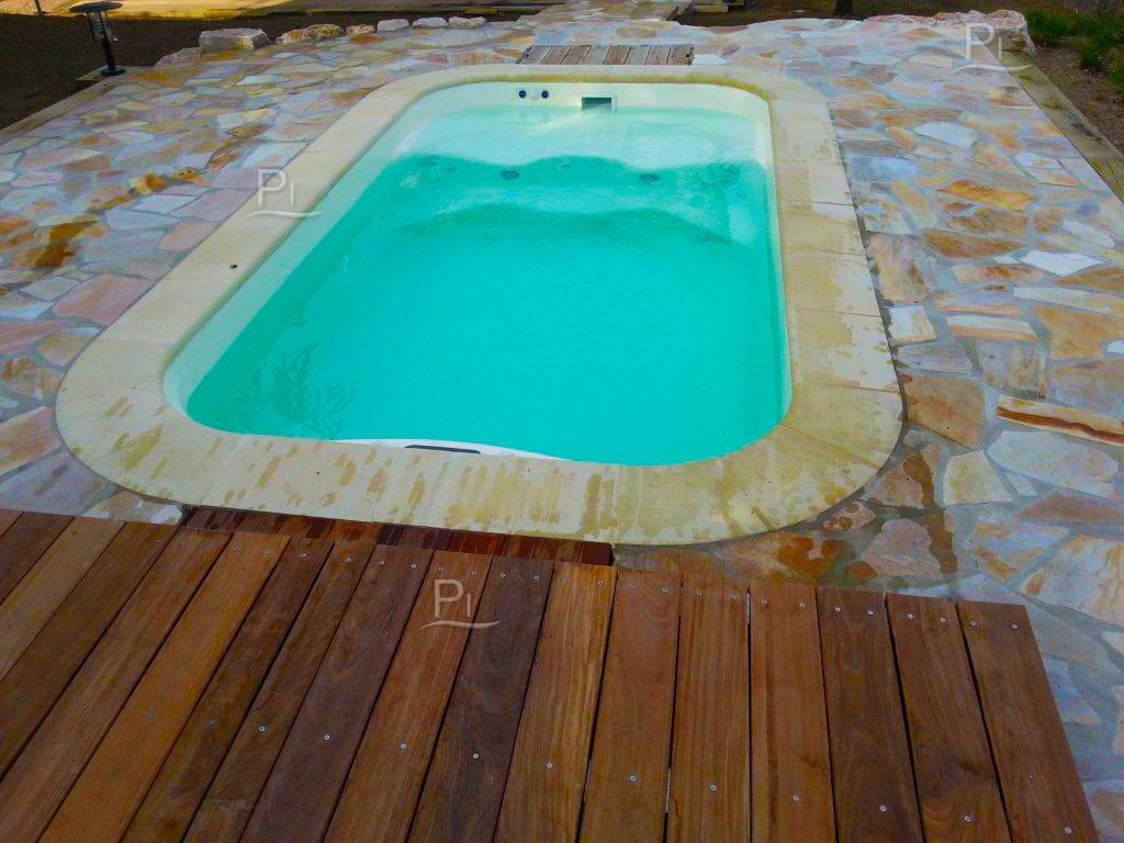Piscineitalia vasca idromassaggio spa blue vision for Big blue piscine