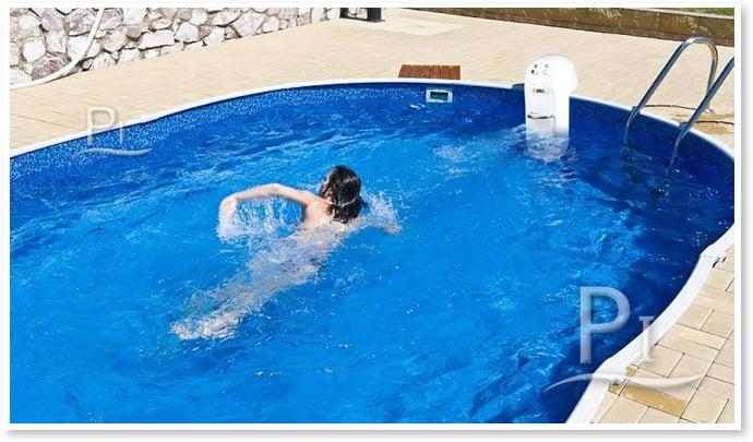 Nuoto controcorrente per piscine aquajet 1500 for Piscina 5x3 fuori terra