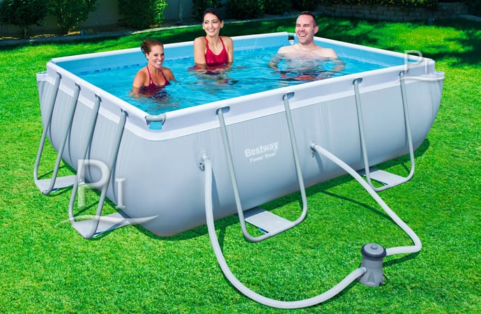 Piscineitalia piscina fuoriterra bestway power steel 282 for Bestway italia piscine