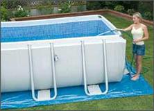Piscineitalia piscine fuori terra intex 732 - Riparazione telo piscina ...