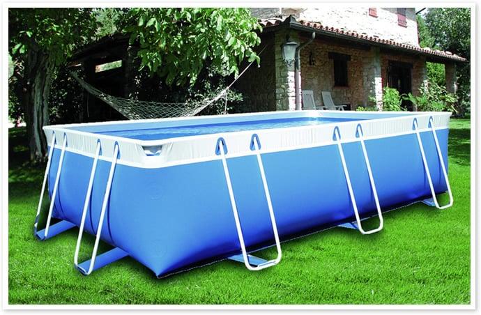 Piscineitalia piscina fuoriterra for Piscine 4x3