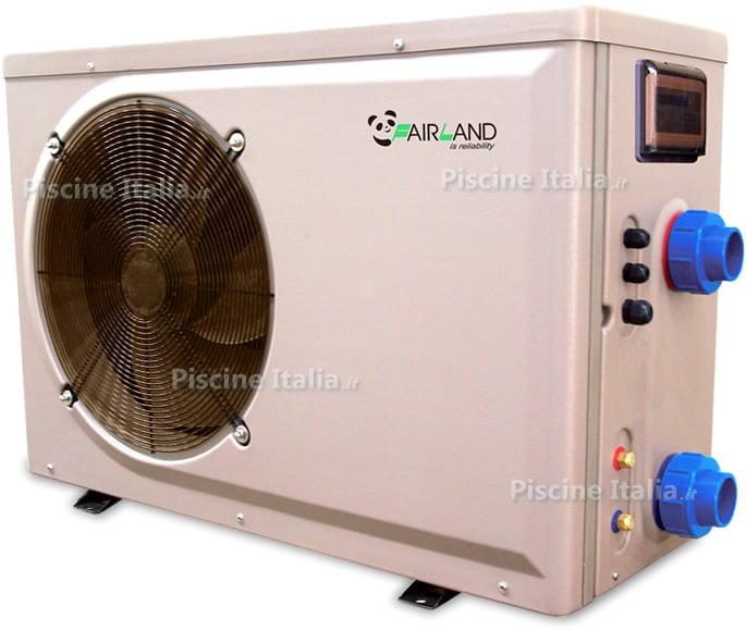 Piscineitalia pompa di calore per piscine hp powertherm 80ls for Pompa x piscina esterna