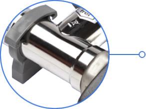 Riscaldatore elettrico per piscina in acciaio inox 6 kw piscine italia - Piscine in acciaio inox ...