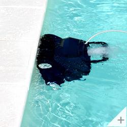 Robot piscina 8streme 7310 Black Pearl pulizia pareti piscina