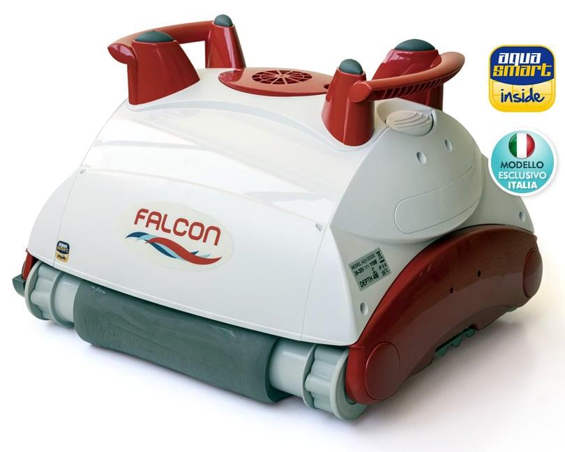 Robot piscina Falcon K100 per fondo