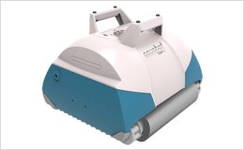 Robot automatico piscina per il fondo FRC 50 - Kit: robot pulitore elettrico FRC 50