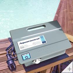 Robot pulitore piscina TRAC 3000 unità di controllo