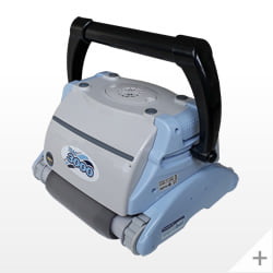 Robot pulitore piscina TRAC 3000 - Design curato