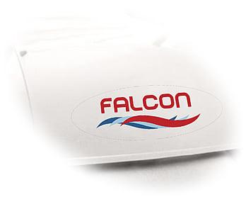 Robot pulitore piscina Falcon K200: doppio motore