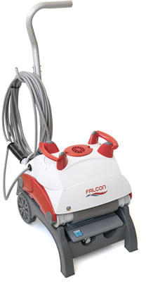 Robot pulitore piscina Falcon K200: carrello CADDY