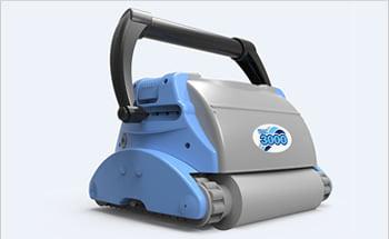 Robot pulitore piscina TRAC 3000, cosa ri viene spedito: robot