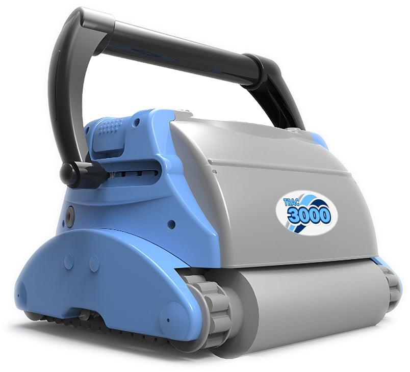 Robot pulitore piscina TRAC 3000 per fondo e pareti