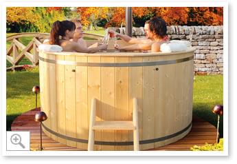 Vasca Da Bagno Per Esterno : It vasche a tinozza in legno da esterno la vendita avec