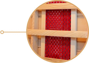 Sauna infrarossi Erika - Diffusori di infrarossi in ceramica