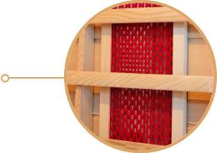 Sauna infrarossi Giorgia - Diffusori di infrarossi in ceramica