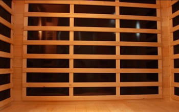 Sauna infrarossi Aurora - Incluso nel kit sauna - Lampade a infrarossi in carbonio