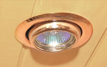 Sauna infrarossi Giorgia - Incluso nel kit sauna - Luce da lettura