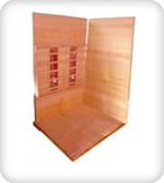 Sauna infrarossi Erika - Montaggio, Step 3