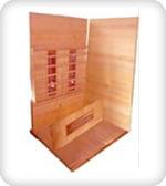 Sauna infrarossi Giada - Montaggio, Step 4