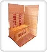 Sauna infrarossi Erika - Montaggio, Step 5