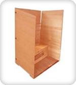 Sauna infrarossi Giada - Montaggio, Step 6