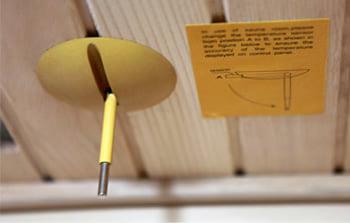 Sauna infrarossi Giada - Incluso nel kit sauna - Sensore di temperatura