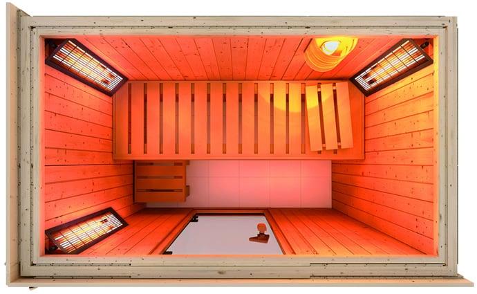 Interesting aggiungendo una stufa e possibile utilizzarla - Costo sauna in casa ...