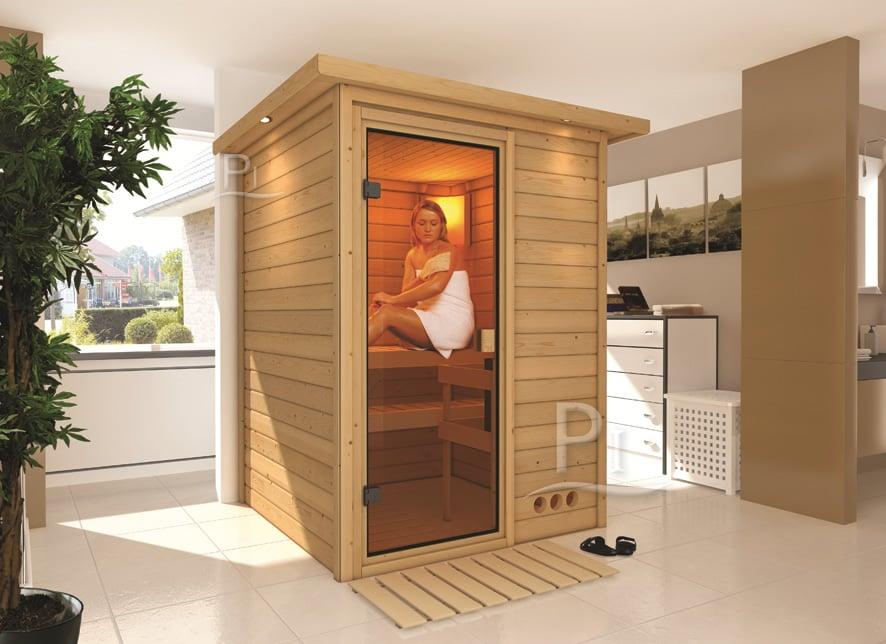 Sauna finlandese Gioia