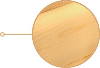 Sauna finlandese e infrarossi: legno di abete naturale