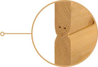 Sauna finlandese e infrarossi: kit-fai-da-te con sistema di incastro facilitato