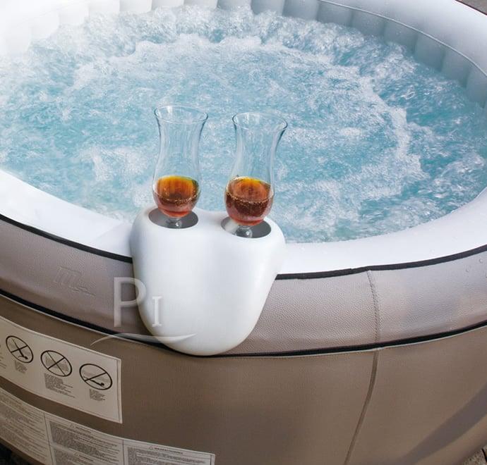 attraente e resistente vendibile bello e affascinante Comfort set per vasca idromassaggio SPA gonfiabile - Piscine ...