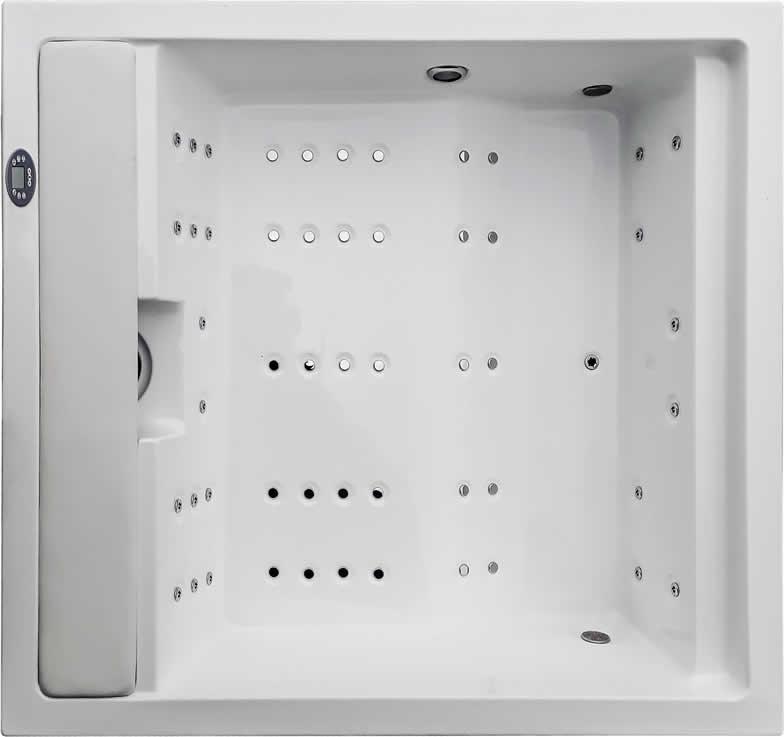 Vasca idromassaggio SPA design - Interni 1