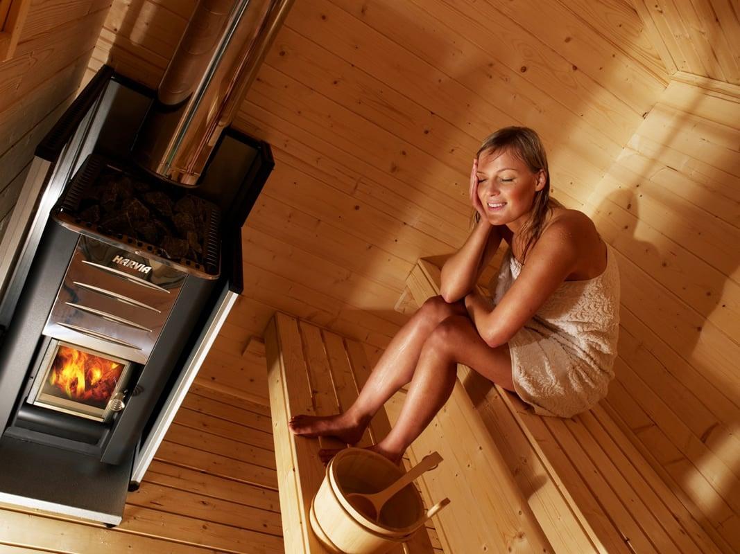stufa a legna harvia 20 pro 18 kw per sauna finlandese. Black Bedroom Furniture Sets. Home Design Ideas