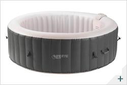 Vasca idromassaggio gonfiabile infinite spa rotonda XTRA 4 posti - Kit spa 1 - Struttura