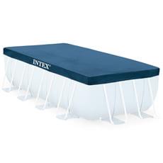 Copertura invernale rettangolare per piscina 400x200 cm