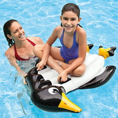 Surf animali gonfiabili pinguino - Intex