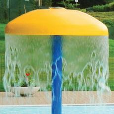 Fungo per piscina Pompei