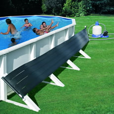 Pannello solare per piscine