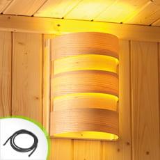 Lampada classica + cavo elettrico