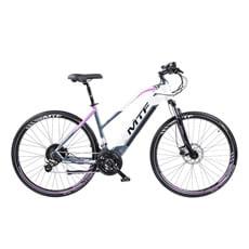 Bici elettrica da cross SPORT 4.2 W (17) a 21 velocità, Ruote 28''
