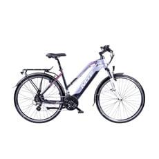 Bici elettrica da trekking POWER-TREK 3.2, W 21 velocità, Ruote 28''
