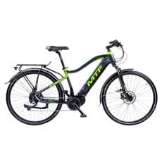 Bici elettrica da trekking POWER-TREK 6.2 (18), 9 velocità, Ruote 28''