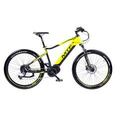 Bici elettrica mountain e-bike e-XTREME 6.2 (18), 9 velocità, Ruote 27,5''